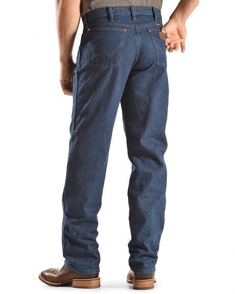 Wrangler Jeans - 31MWZ Relaxed Fit Prewashed Denim