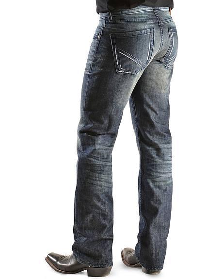 Wrangler 20X Vintage Blue Jeans