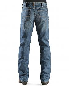 Ariat Denim Jeans - Heritage Medium Stonewash Classic Fit