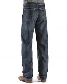 Wrangler 20X Deep Blue Jeans - Competition Relaxed Fit