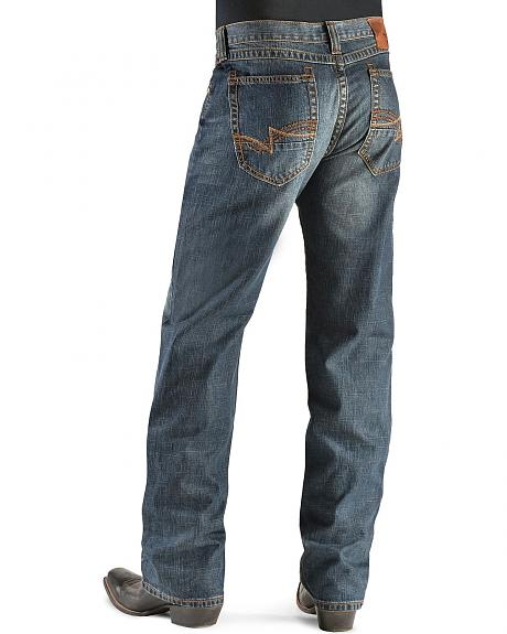 Wrangler 20X Jeans - Honest Bucker Straight Leg
