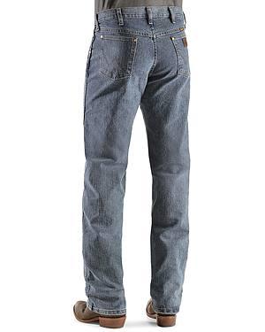 Wrangler Premium Performance Advanced Comfort Mid Tint Jeans