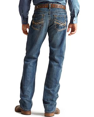 Ariat M2 Crossroad Medium Wash Jeans