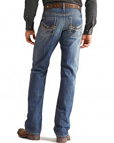 Ariat M4 Cliffhanger Medium Wash Jeans