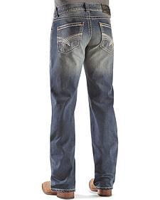 Wrangler Rock 47 Dark Wash Jeans
