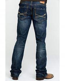 Stetson Rock Fit X Stitched Jeans