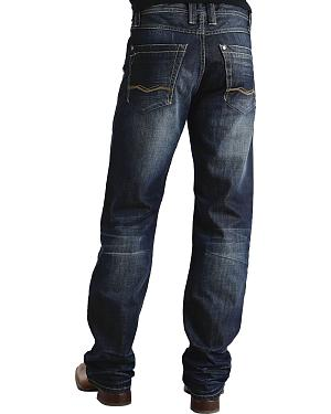 Stetson Modern Fit Stitched Jeans