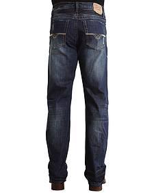 """Stetson Modern Fit """"V"""" Stitched Jeans"""