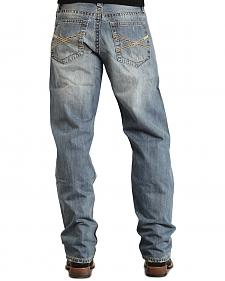 "Stetson 1520 Fit Classic ""X"" Stitched Jeans"