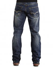 "Stetson 1520 Fit ""V"" & ""X"" Stitched Jeans"