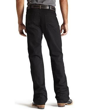 Ariat Denim Jeans - Heritage Black Classic Fit