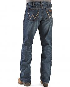 Wrangler Retro 77 Slim Fit  Bootcut Jeans