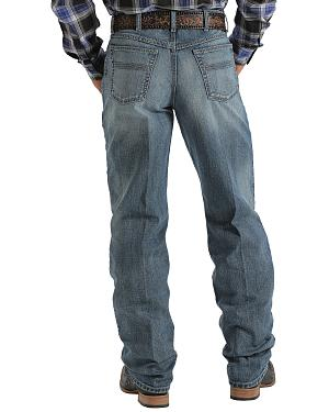 Cinch � Black Label Medium Wash Jeans