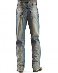 Cinch Indigo White Label Light Stonewash Jeans
