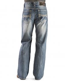 Rock & Roll Cowboy Cannon Bootcut Jeans - Loose Fit
