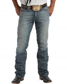 Cinch Ian Medium Stonewash Jeans - Slim Fit