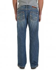 Wrangler Rock 47 Back Stage Bootcut Jeans - Relaxed Fit