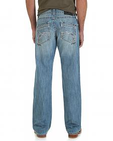 Wrangler Rock 47 Tempo Bootcut Jeans - Relaxed Fit