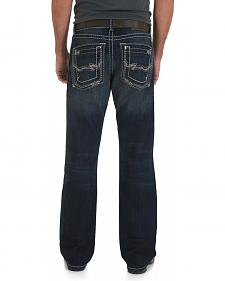 Wrangler Rock 47 Fame Bootcut Jeans - Relaxed Fit