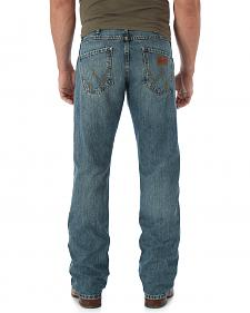 Wrangler Retro Granite Bootcut Jeans - Relaxed Fit