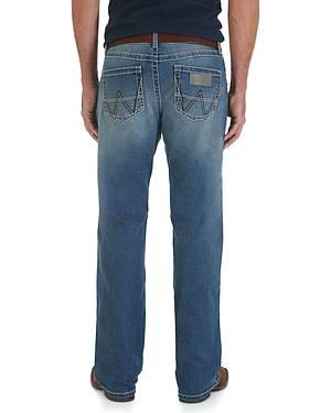 Wrangler Retro Plano Bootcut Jeans - Slim Fit