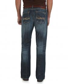 Wrangler 20X Bristow 42 Vintage Bootcut Jeans - Slim Fit