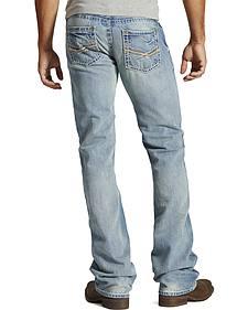 Ariat M7 Keene Slim Fit Rocker Jeans - Boot Cut