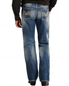 Rock and Roll Cowboy Cannon Loose Fit Jeans - Boot Cut
