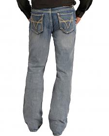 Rock and Roll Cowboy Double Barrel Relaxed Fit Jeans - Boot Cut