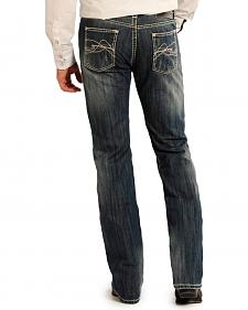 Rock and Roll Cowboy Pistol Regular Fit Jeans - Straight Leg