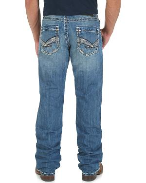 Wrangler Rock 47 Air Guitar Slim Fit Jeans - Boot Cut
