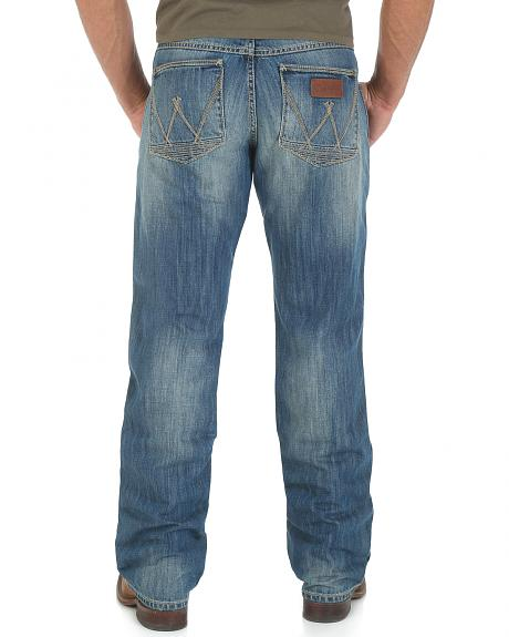Wrangler Retro Lansing Relaxed Fit Jeans - Boot Cut
