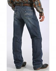 Cinch Men's Grant Mid-Rise Relaxed Bootcut Jeans