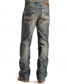 Wrangler Rock 47 Slim Fit World Tour Jeans - Boot Cut