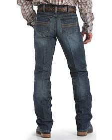 Cinch Men's Silver Label Dark Wash Performance Jeans
