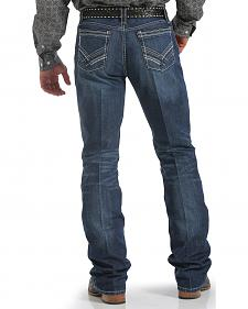 Cinch Ian Slim Fit Dark Wash Jeans - Boot Cut