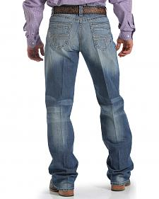 Cinch Men's Grant Relaxed Bootcut Dark Stonewash