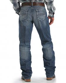 Cinch Men's Sawyer Loose Bootcut Dark Stonewash Jeans