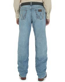 Wrangler 20X Cool Vantage Competition Fit Jeans - Ocean Blue