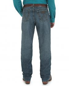 Wrangler Men's 20X Cool Vantage Competition Jeans - Storm Blue