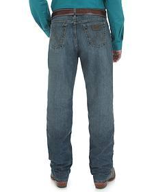 Wrangler Men's 20X Cool Vantage Competition Jeans - Storm Blue