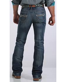 Cinch Men's Ian Mid-Rise Slim Fit Bootcut Jeans