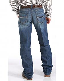 Cinch Grant Relaxed Fit Performance Jeans - Boot Cut