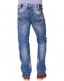 Silver Men's Zac Relaxed Fit Straight Leg Jeans