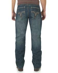 Wrangler 20X Men's 42 Vintage Bootcut Jeans