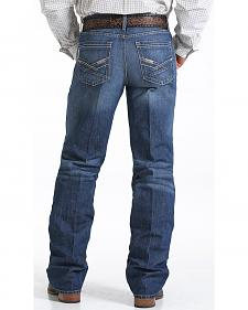 Cinch Grant Medium Stonewash Relaxed Fit Jeans - Boot Cut