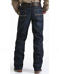 Cinch Men's Grant Dark Rinse Sorbtek Relaxed Fit Jeans - Boot Cut