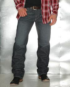 Garth Brooks Sevens by Cinch Men's Loose Fit Bootcut Jeans