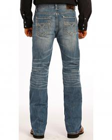 Rock and Roll Cowboy Double Barrel Flex Jeans - Straight Leg
