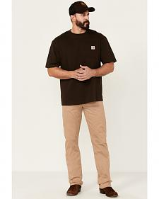 Wrangler Retro® Men's Light Brown Slim Stretch Jeans - Straight